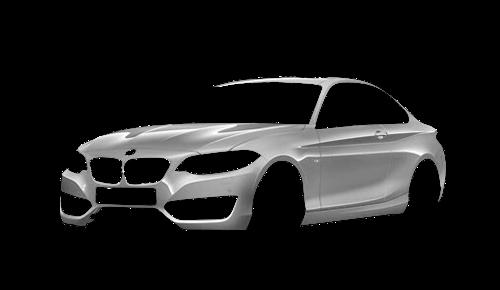 Цвета кузова 2 Series Coupe (F22)