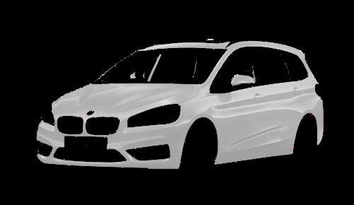 Цвета кузова 2 Series Gran Tourer (F46)